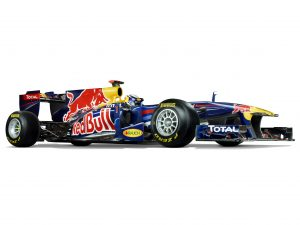 Red Bull Racing Renault V8 RB7 2011