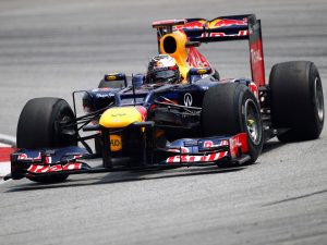Red Bull Racing Renault V8 RB8 2012