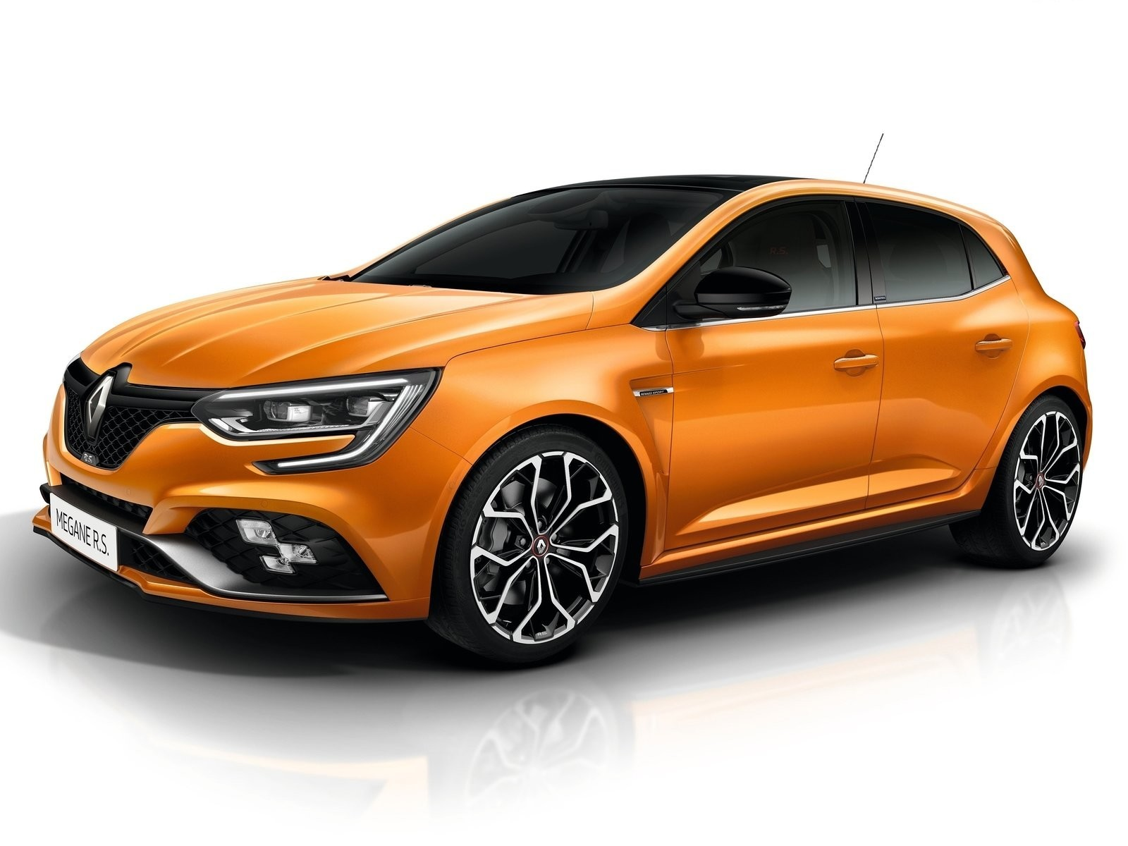 renault megane rs 2018  moteur essence turbo 1 8 litre de