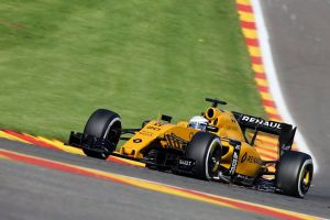 2016 Renault Sport F1 Team RS16