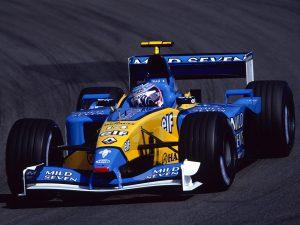 Renault Sport V10 R202 2002