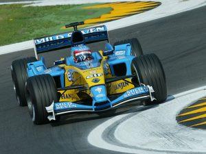 Renault Sport V10 R23 2003