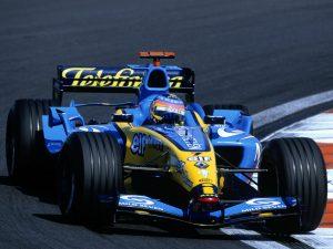 2004 Renault Sport V10 R24