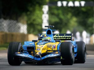 Renault Sport V10 R25 2005