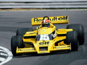 Renault Sport V6 Turbo RS01 1977 a 1979