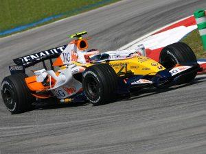 Renault Sport V8 R27 2007 - Formule 1