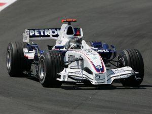 2007 Sauber BMW V8 F1.07