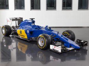 2015 Sauber C34