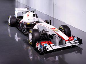Sauber Ferrari V8 C30 2011