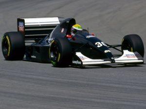 Sauber Ilmor V10 C12 1993