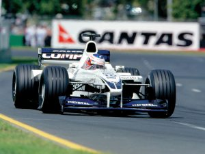 Williams BMW V10 FW22 2000