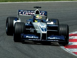 2002 Williams BMW V10 FW24