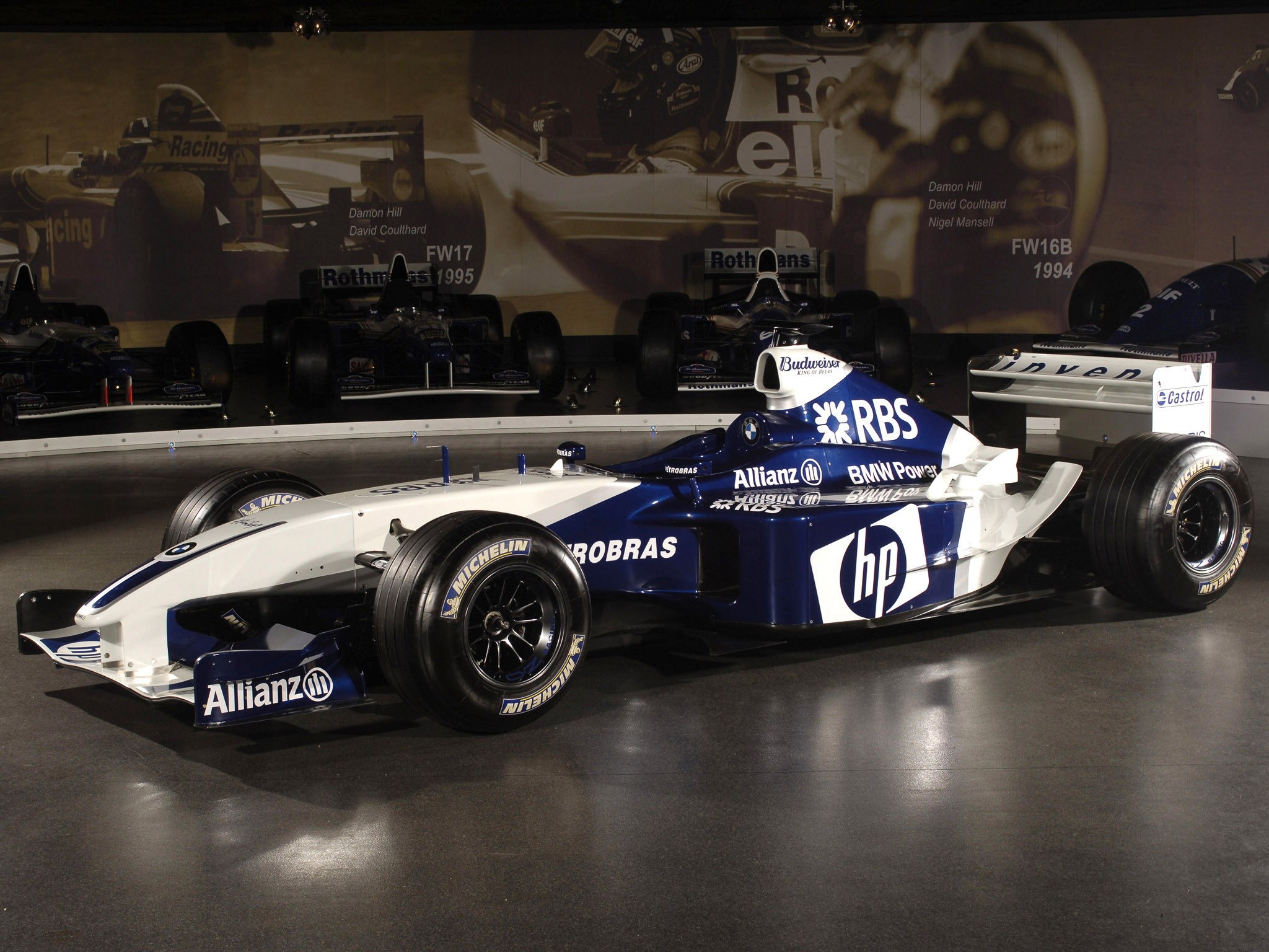 Williams BMW V10 FW25 2003