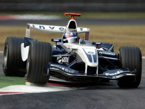 2004 Williams BMW V10 FW26B
