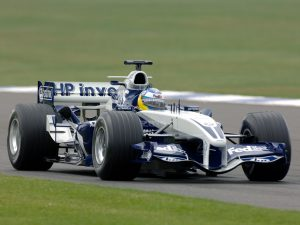 Williams BMW V10 FW27 2005