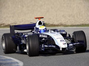 Williams Cosworth V8 FW28 2006
