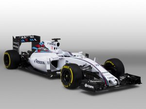 Williams FW37 Mercedes V6 Turbo Hybrid 2015