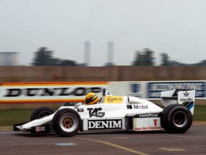 1983 Williams Ford Cosworth V8 FW08C