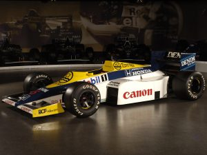 1985 Williams Honda V6 Turbo FW10