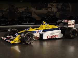 1988 Williams Judd V8 FW12