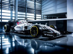 Williams Mercedes V6 Turbo FW38 2016