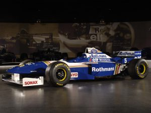 1996 Williams Renault V10 FW18