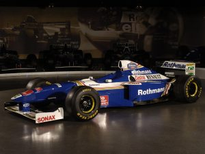 1997 Williams Renault V10 FW19