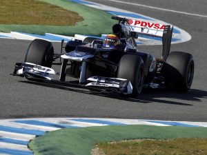 2012 Williams Renault V8 FW34