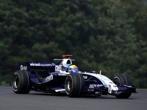 Williams Toyota V8 FW29 2007