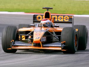 2001 Arrows A22