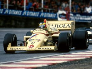 1985 Arrows A8