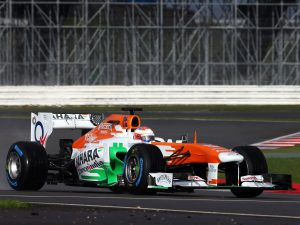 Force India Mercedes vjm06 2013