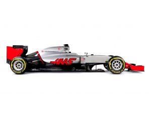 Haas VF16 2016