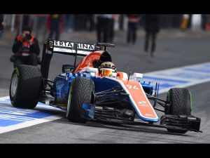 Manor Mercedes MRTO5 2016