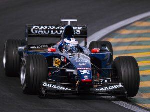 Prost Grand Prix - AP02 Peugeot V10 1999