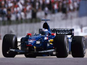 1999 Prost Grand Prix - AP02 Peugeot V10
