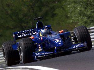 Prost Grand Prix - AP03 Peugeot V10 2000