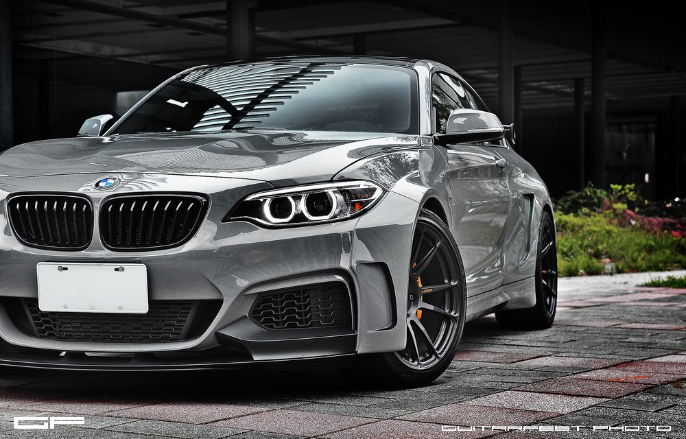 Manhart BMW M235i 2017