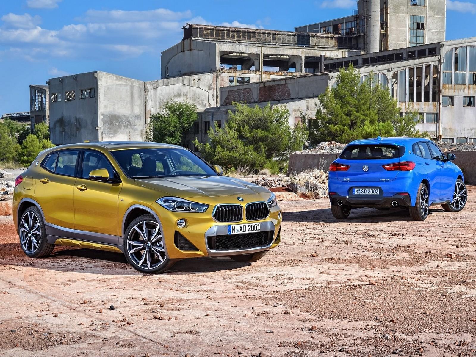 BMW X2 (2019)