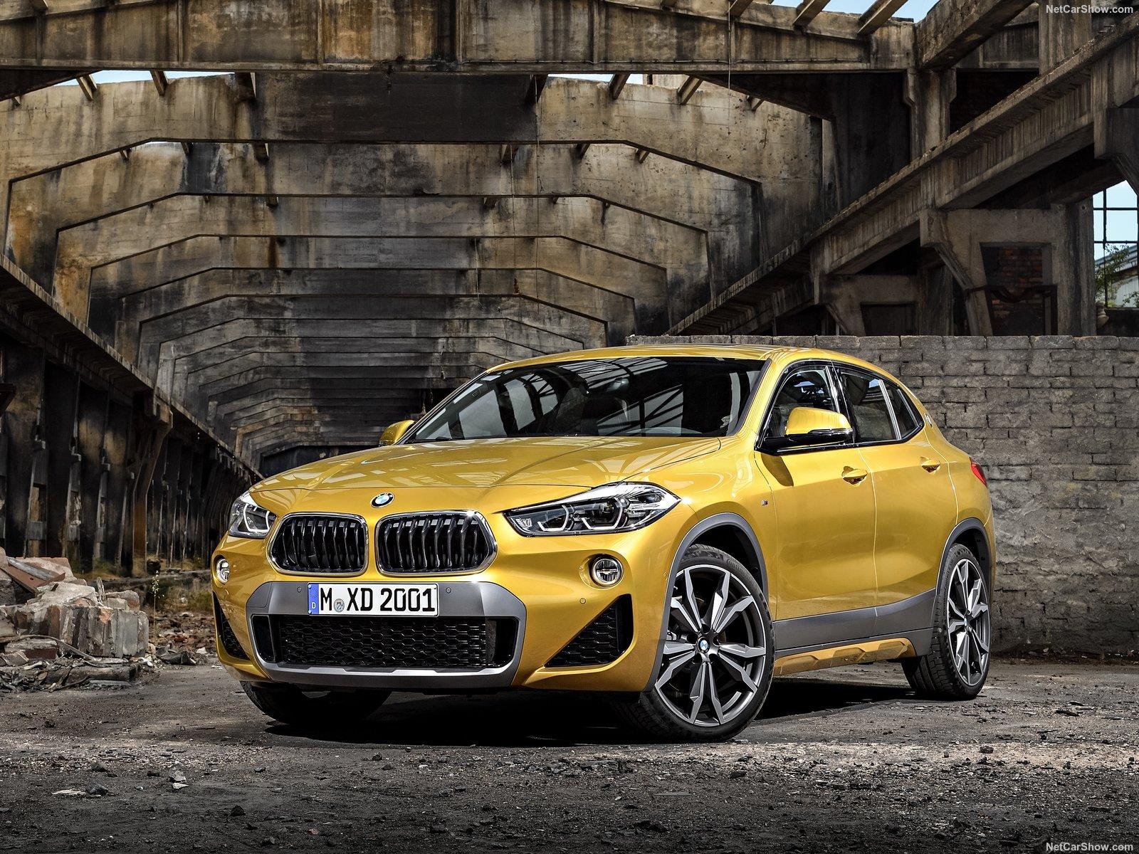 BMW X2 M Sport 2019 : Son premier crossover M Sport et M Sport X