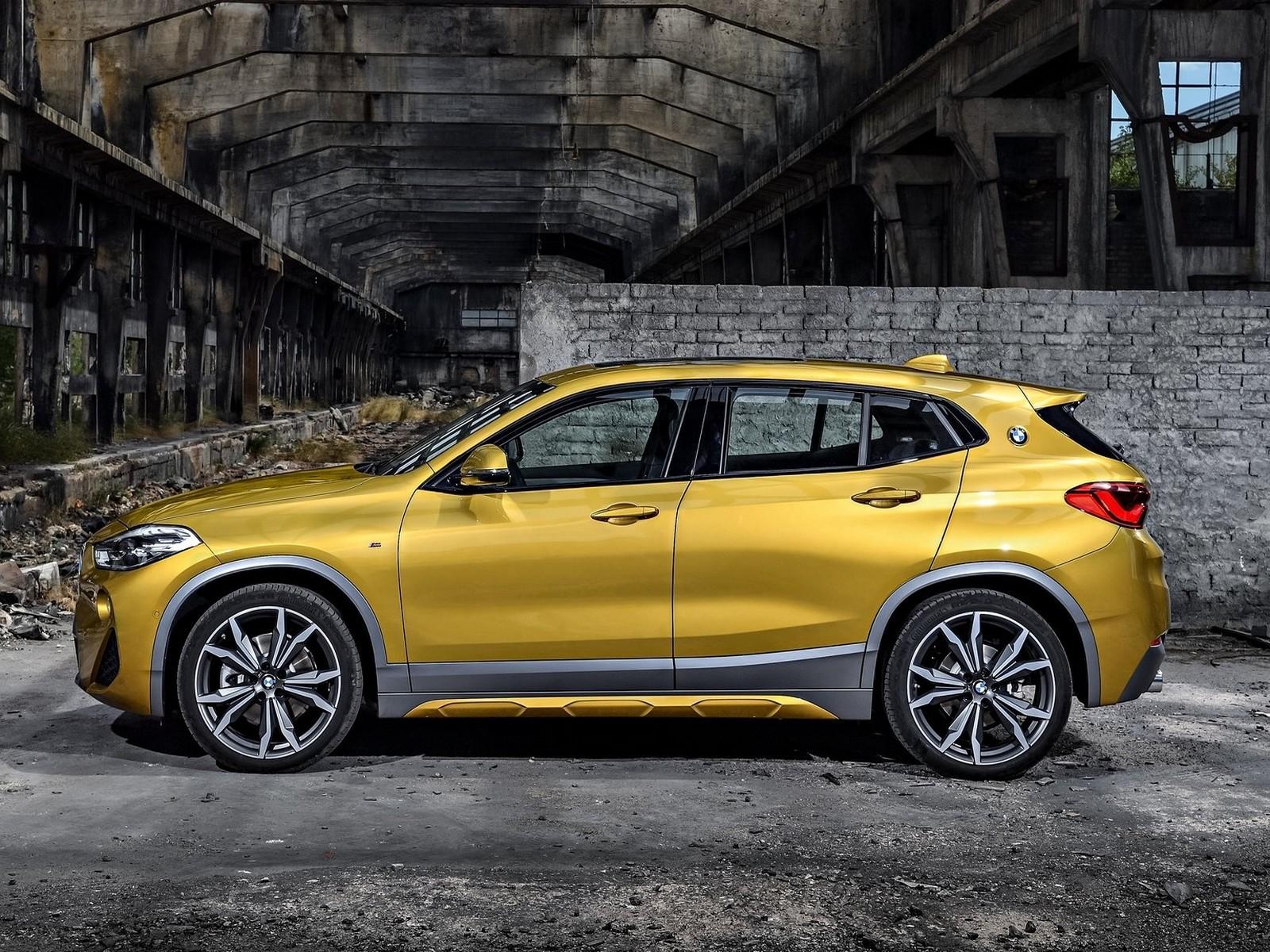 BMW X2 M Sport X (2019)
