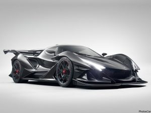 Gumpert Apollo Intensa Emozione 2019