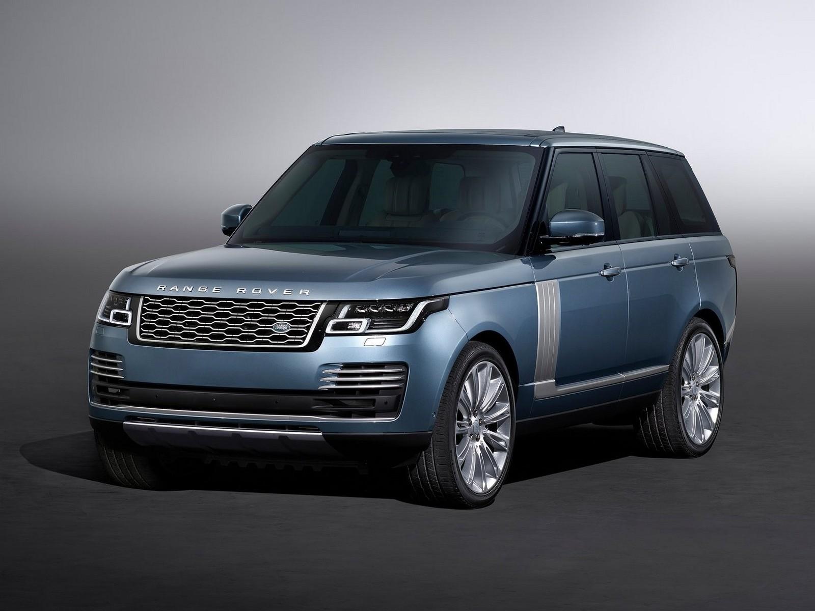 Land Rover Range Rover 2018 comportera une version hybride