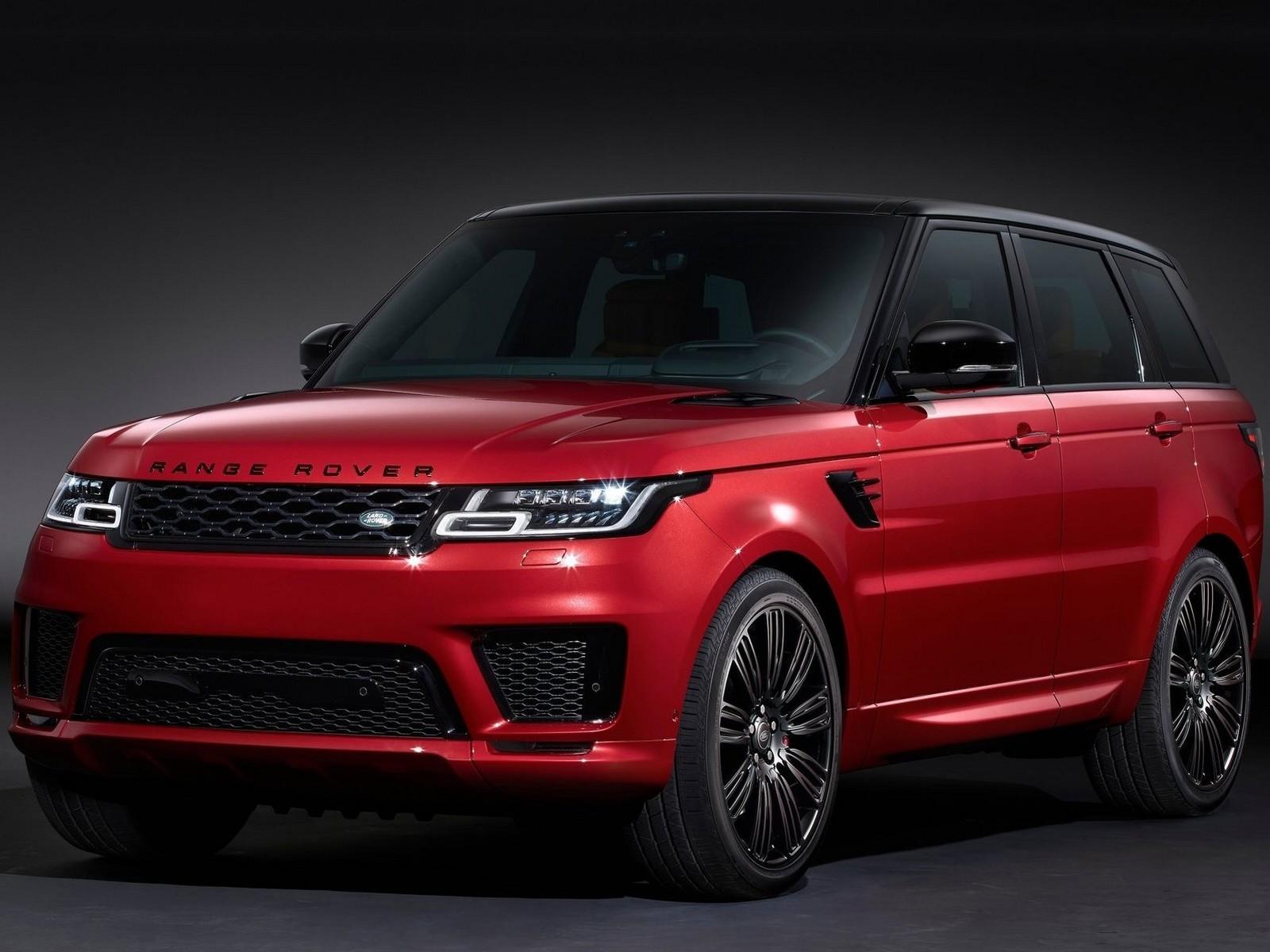 Range Rover Sport 2018: nouveau visage et beaucoup de technologie