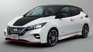 Nissan Leaf Nismo Concept 2017