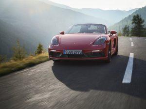 Porsche 718 Boxster GTS 2018