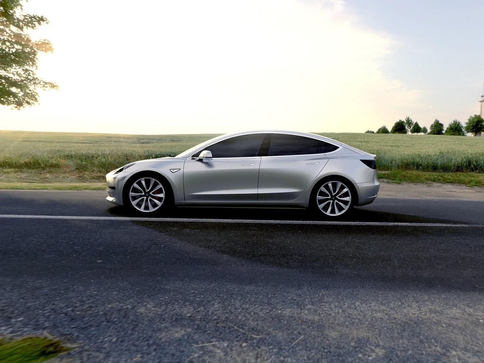 Tesla Model 3 2018