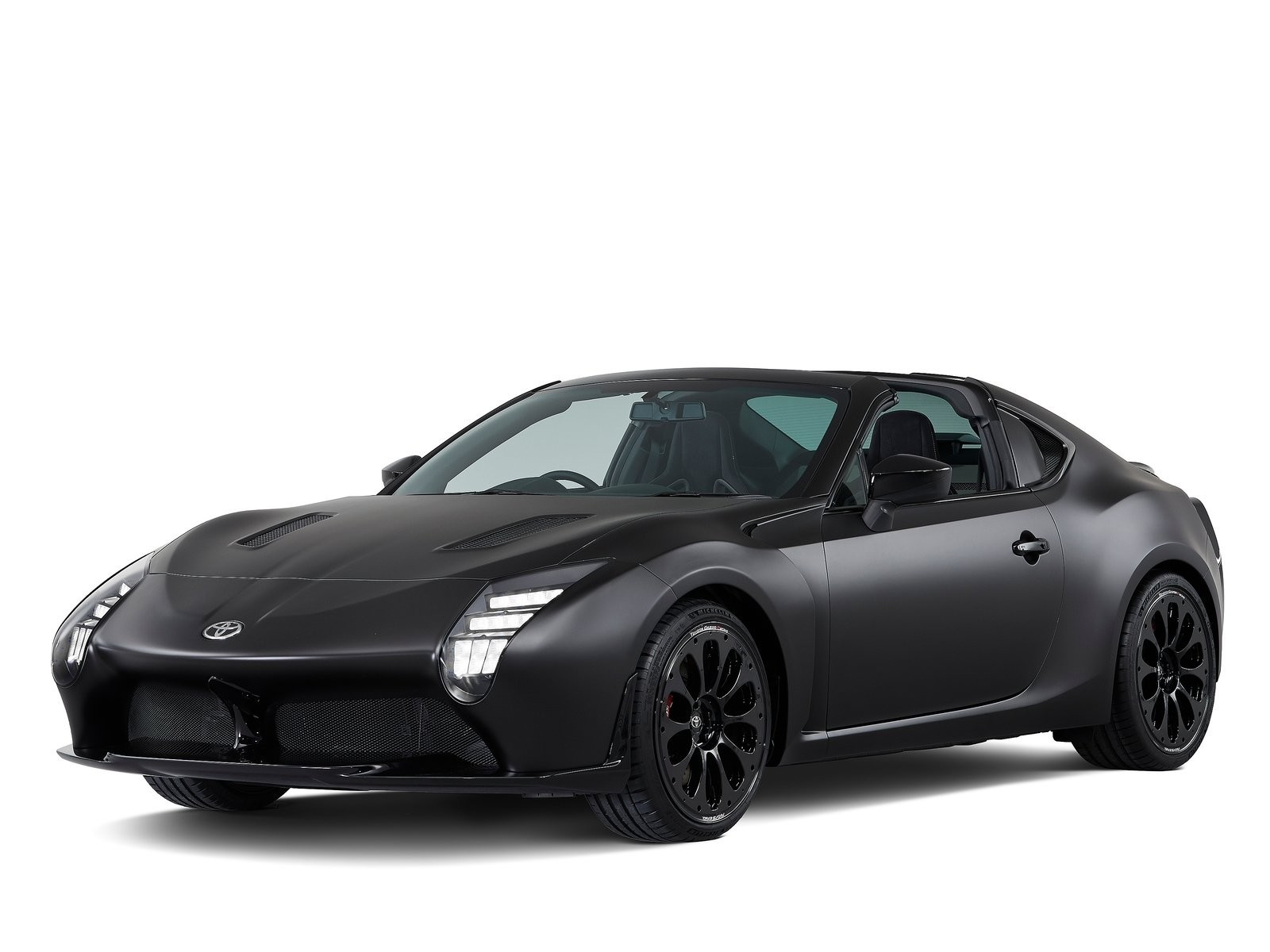 Toyota GR HV Sports Concept 2017: sportif, hybride et à toit amovible