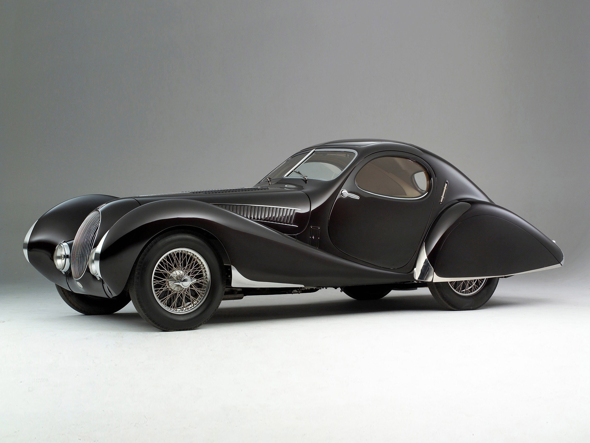 1938 Talbot Lago T150C Falaschi