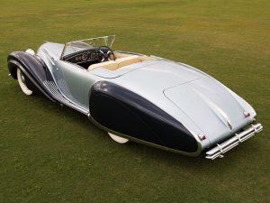 1946 Talbot Lago T26 Record Figoni and Falaschi Cabriolet